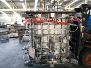 超大型电机壳模具