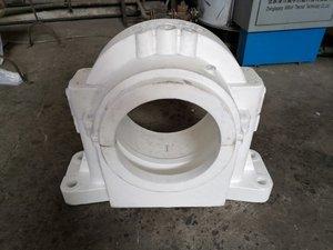 风机瓦盒白模
