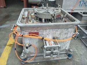 电机壳模具