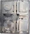 微波炉包装模具