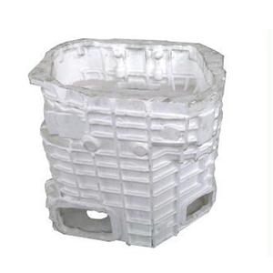 箱体壳体白模
